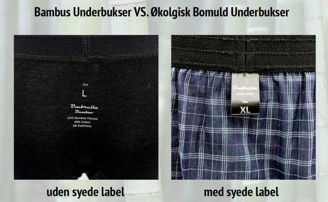 underbukser uden syede label